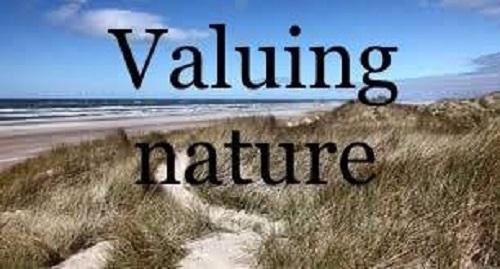 Invitasjon til foredrag 'Valuing nature'