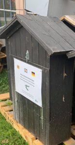 bilde av kassene som ble brukt til spørreskjema